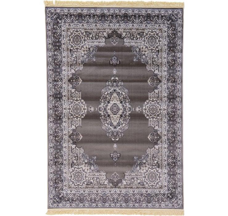 6' 7 x 9' 8 Kerman Design Rug