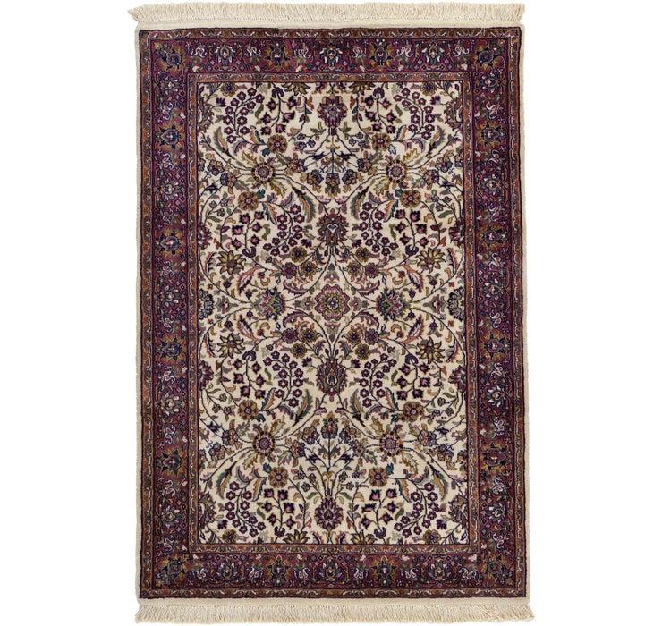 120cm x 180cm Kashan Oriental Rug
