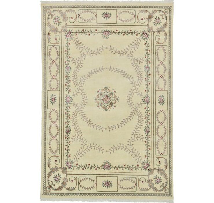 198cm x 295cm Royal Tabriz Oriental Rug