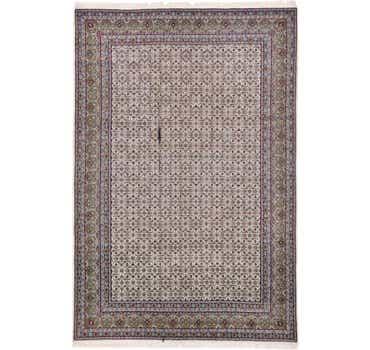 6' 6 x 9' 8 Bidjar Oriental Rug