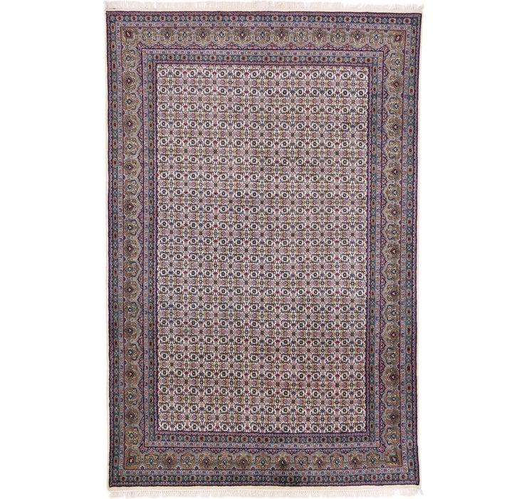 6' 4 x 9' 8 Bidjar Oriental Rug