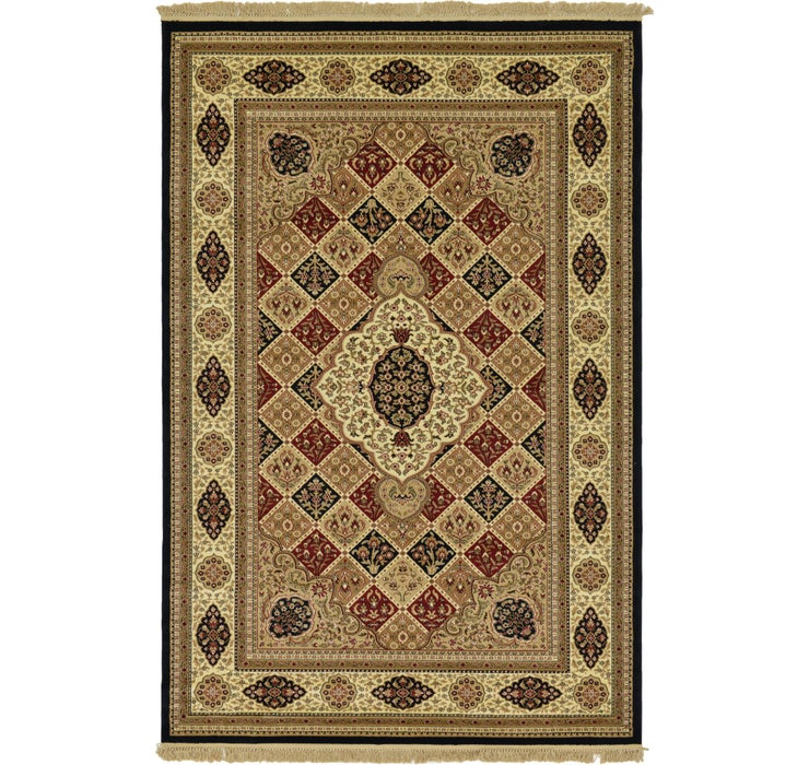 Image of 200cm x 302cm Kerman Design Rug