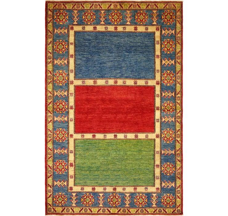170cm x 270cm Kazak Oriental Rug