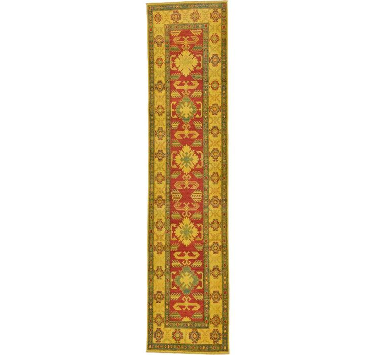 80cm x 350cm Kazak Oriental Runner Rug