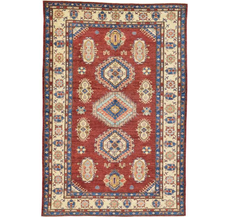 175cm x 257cm Kazak Oriental Rug