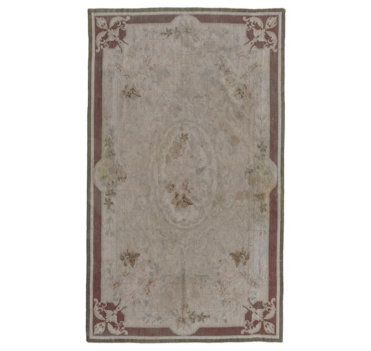 2' 10 x 4' 11 Tapestry Rug