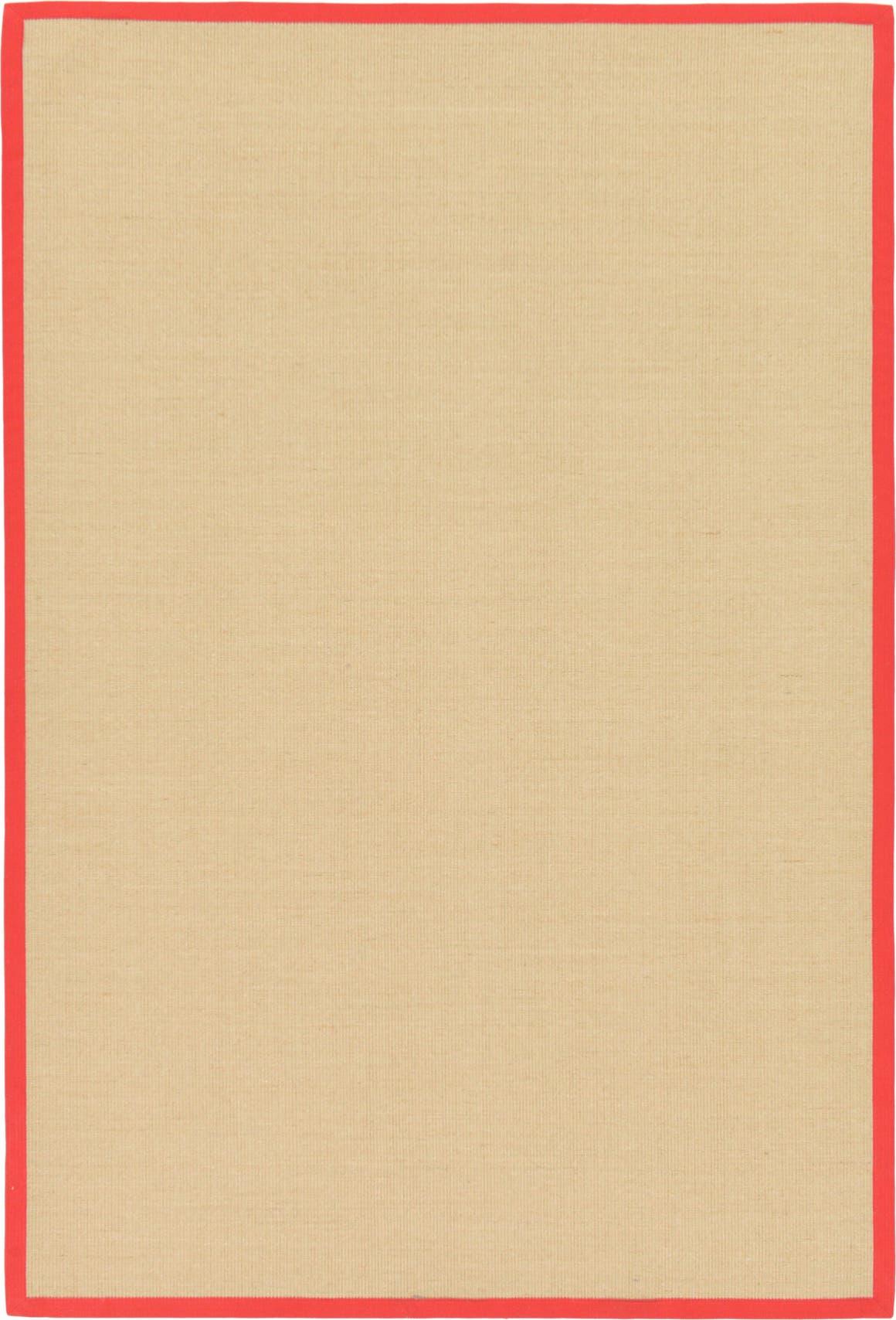 6' 8 x 10' Sisal Rug main image