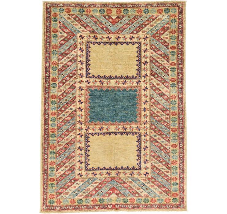 147cm x 210cm Kazak Oriental Rug