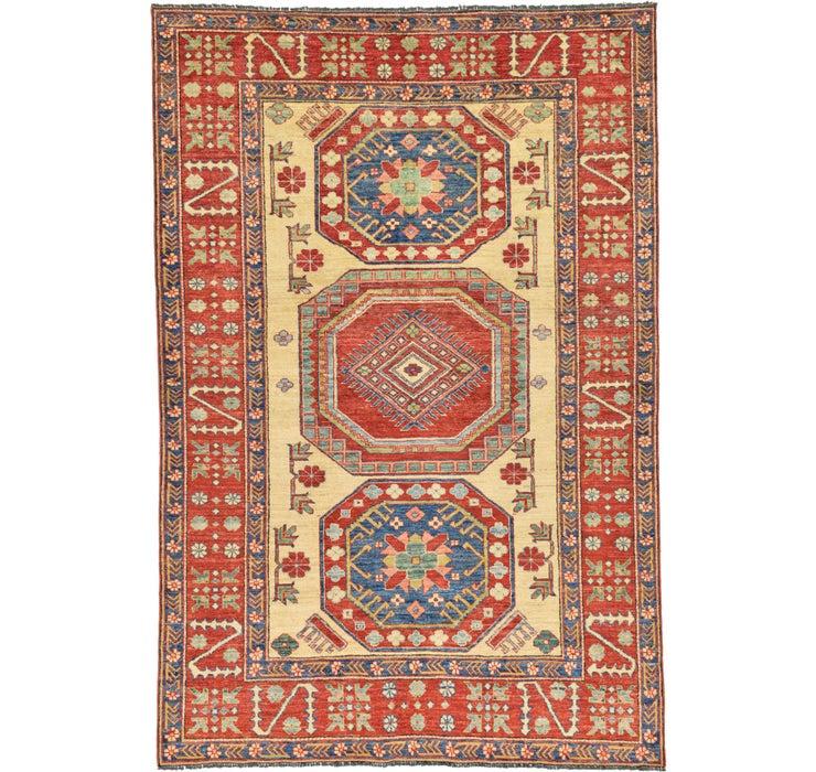 173cm x 250cm Kazak Oriental Rug