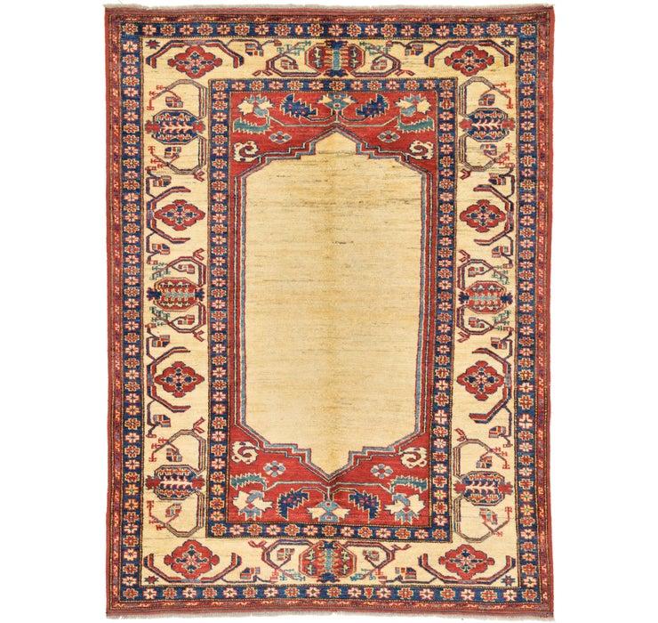 125cm x 170cm Kazak Oriental Rug