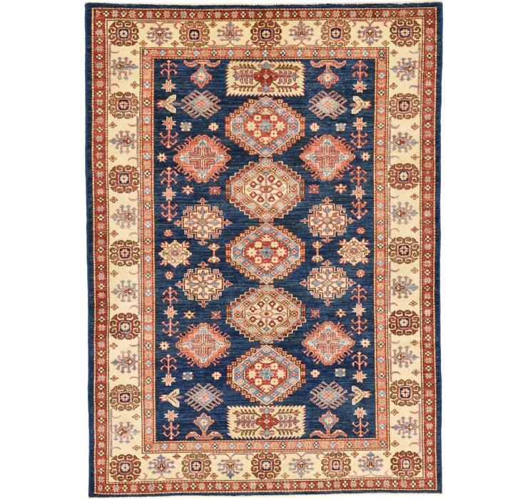 4' 9 x 6' 7 Kazak Oriental Rug