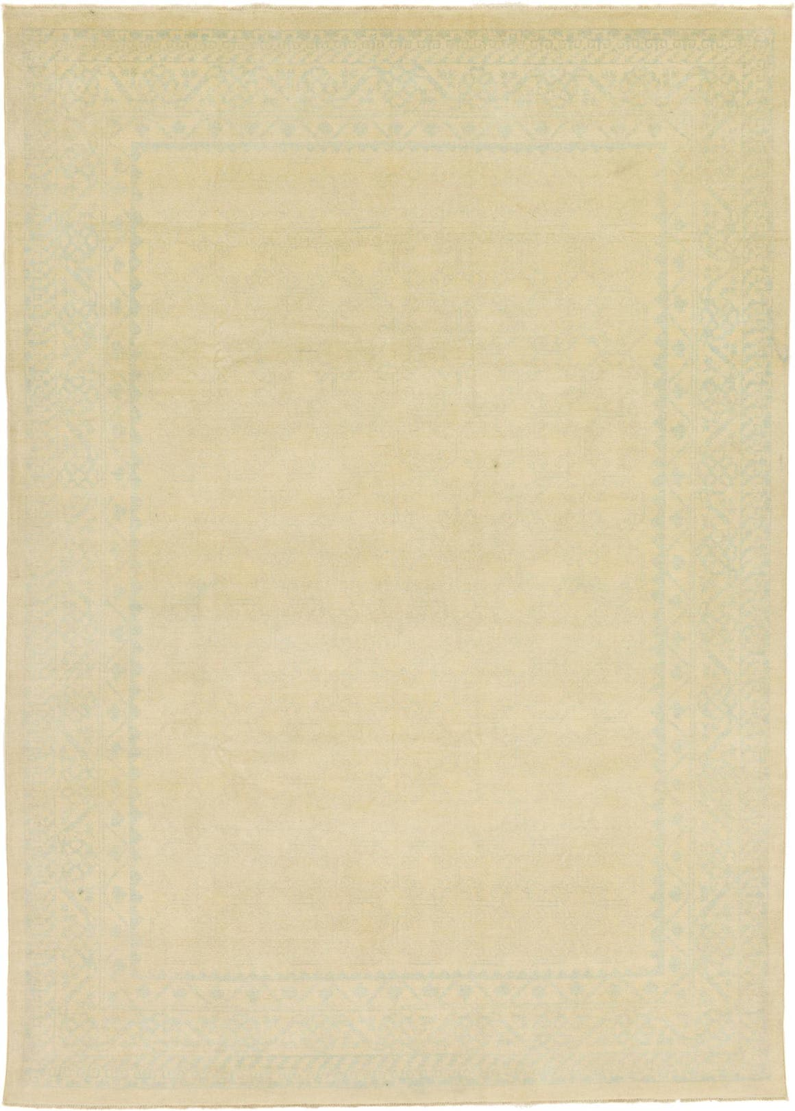 8' 8 x 12' Khotan Ziegler Oriental Rug main image
