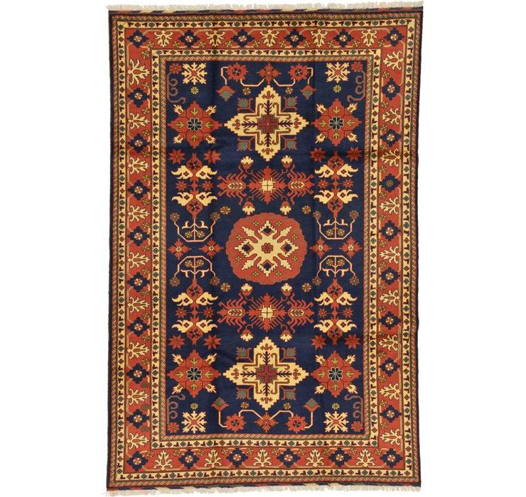 6' 9 x 10' 3 Kazak Oriental Rug