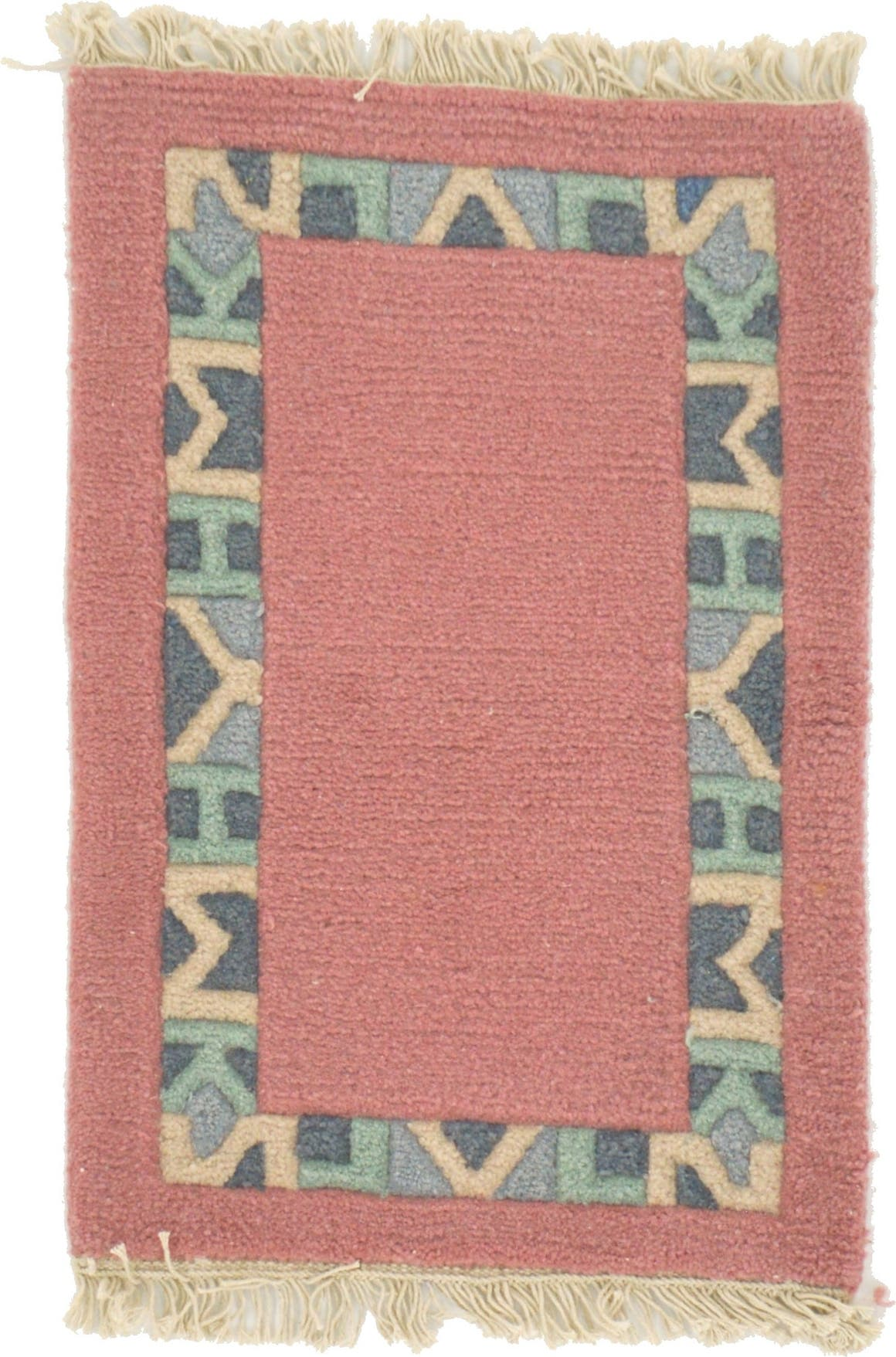 1' 4 x 1' 11 Indo Tibet Rug main image