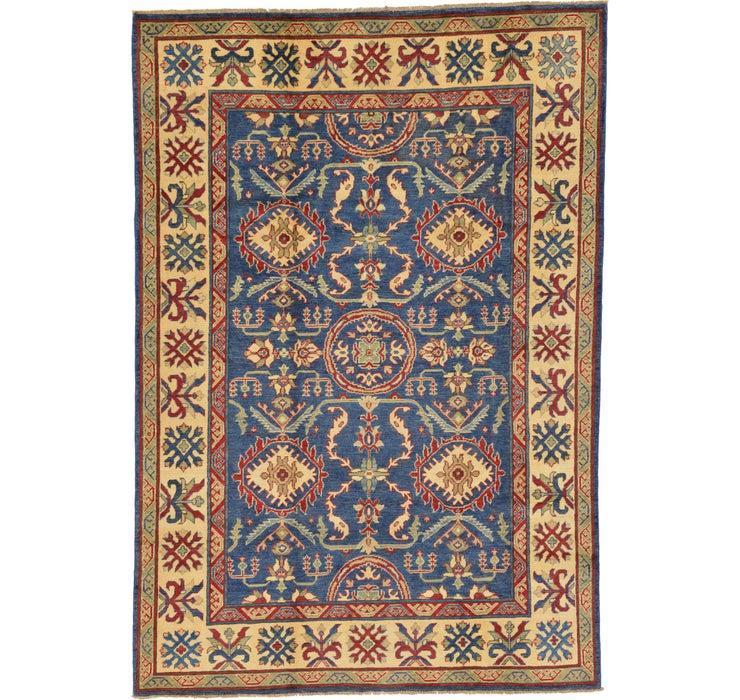 6' x 8' 9 Kazak Oriental Rug