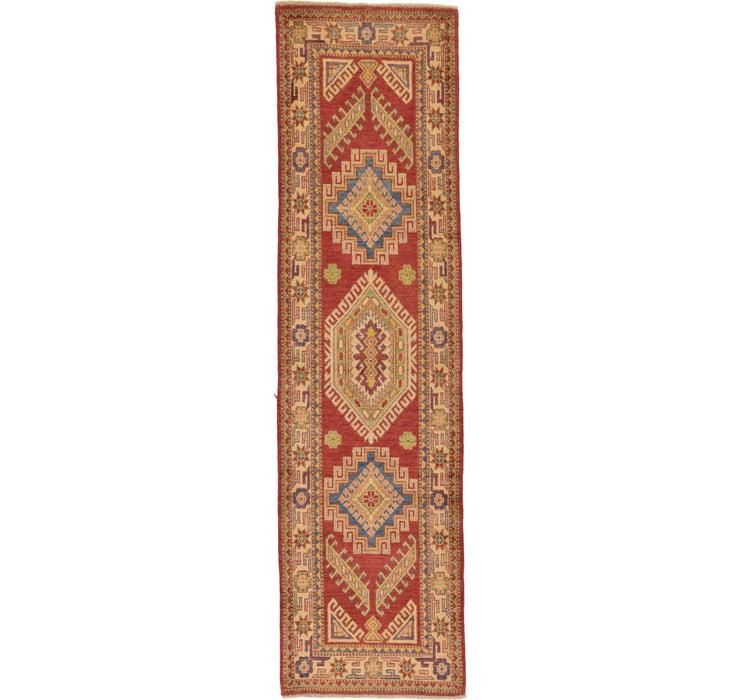 2' 10 x 10' 3 Kazak Oriental Runner Rug