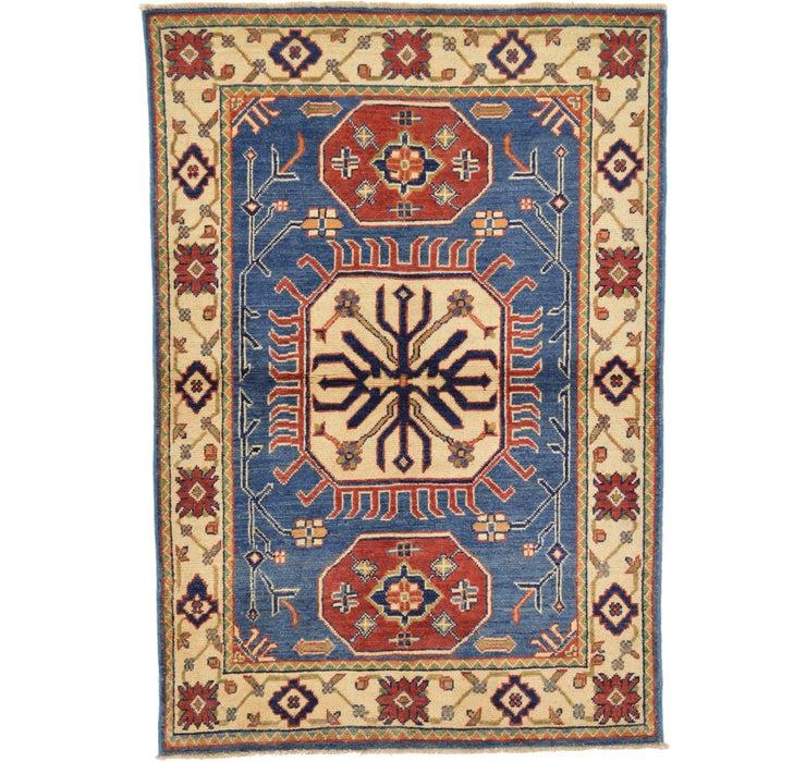105cm x 150cm Kazak Oriental Rug