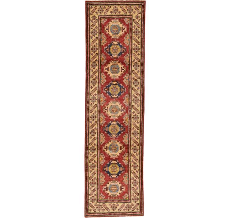 2' 9 x 9' 11 Kazak Oriental Runner Rug