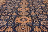 395cm x 513cm Kazak Oriental Rug thumbnail