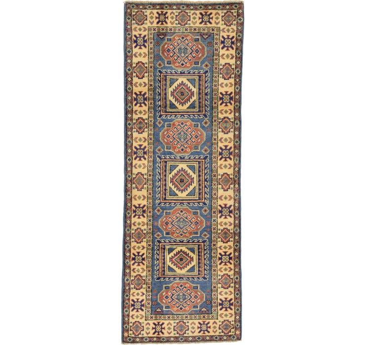 60cm x 178cm Kazak Oriental Runner Rug