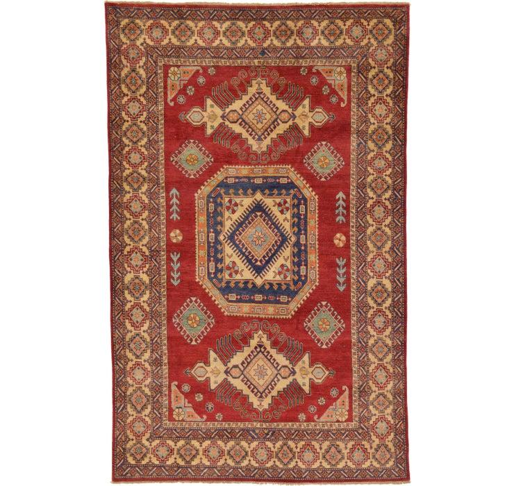 6' 8 x 10' 7 Kazak Oriental Rug