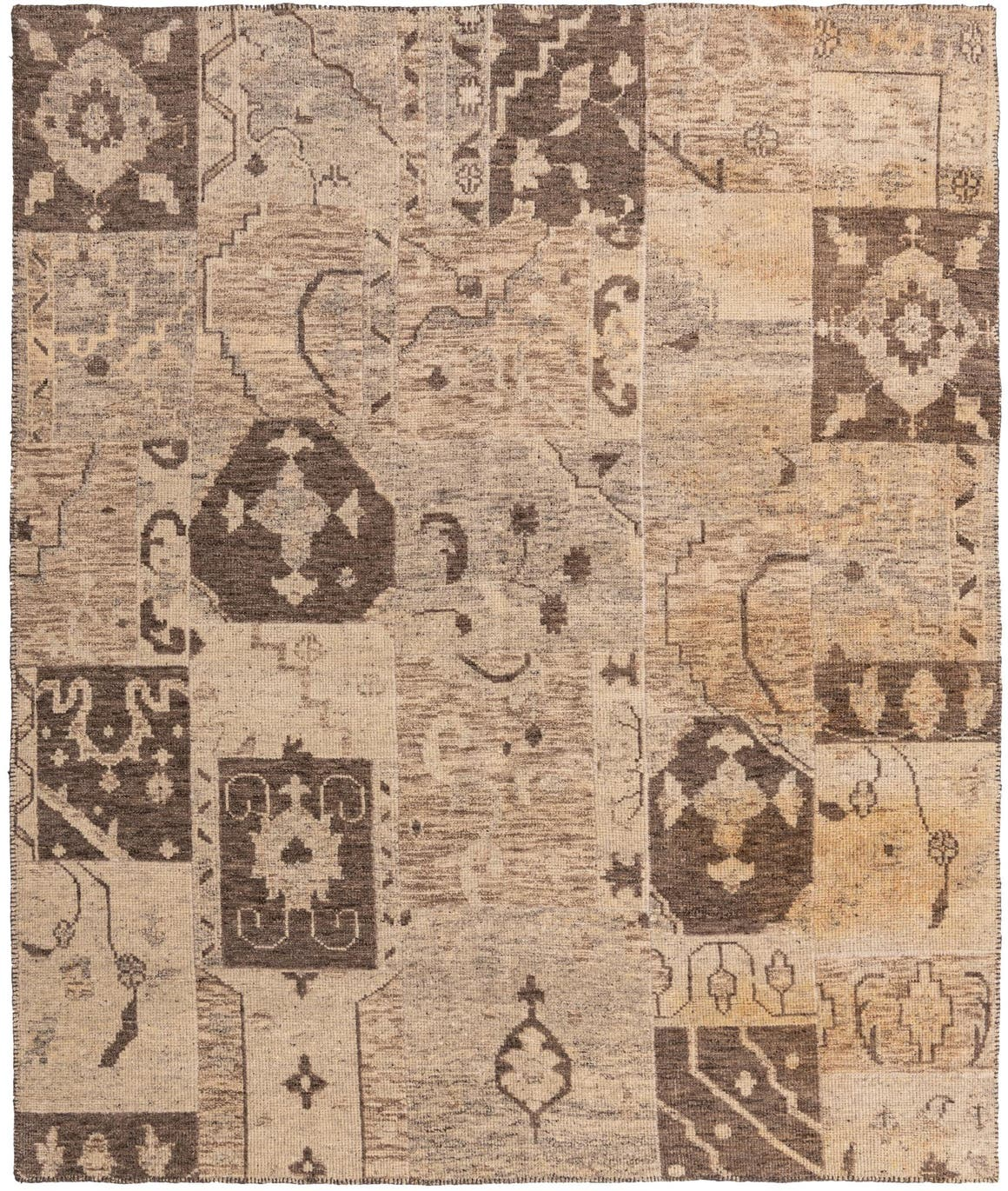8' 2 x 9' 9 Patchwork Rug main image