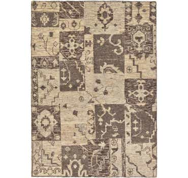 Image of 5' 6 x 7' 8 Patchwork Rug