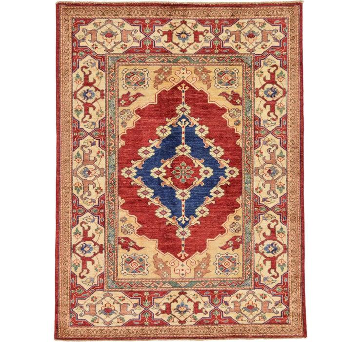 152cm x 203cm Kazak Oriental Rug