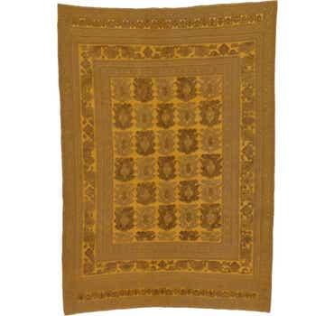 Image of  6' 7 x 9' 5 Kilim Suzani Rug