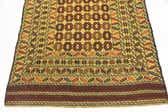 4' 2 x 6' Kilim Afghan Rug thumbnail