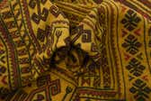3' 9 x 6' 6 Kilim Afghan Rug thumbnail