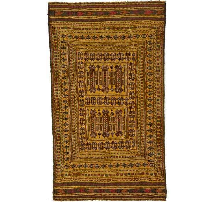 115cm x 198cm Kilim Afghan Rug