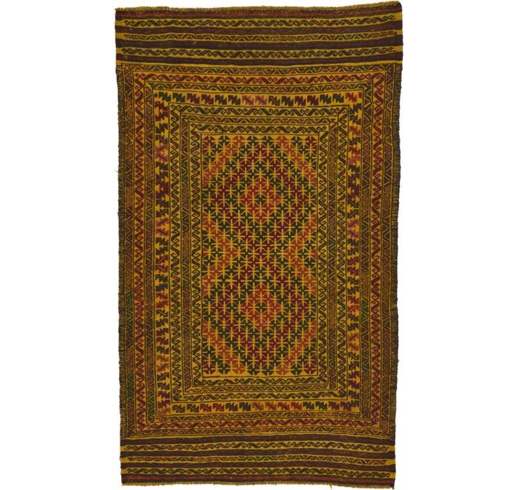 115cm x 195cm Kilim Afghan Rug