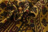 4' 3 x 6' 4 Kilim Afghan Rug thumbnail