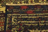 4' x 6' 2 Kilim Afghan Rug thumbnail