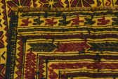 4' 4 x 6' 4 Kilim Afghan Rug thumbnail