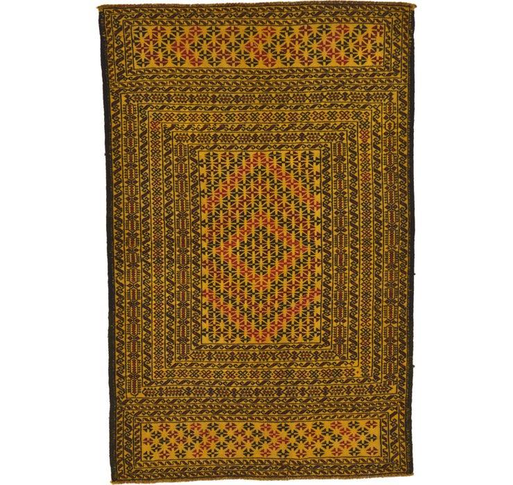 117cm x 175cm Kilim Afghan Rug