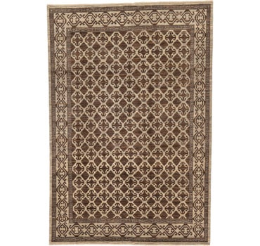 6' 7 x 9' 8 Khotan Ziegler Oriental Rug main image