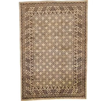 6' 6 x 9' 6 Khotan Ziegler Oriental Rug main image
