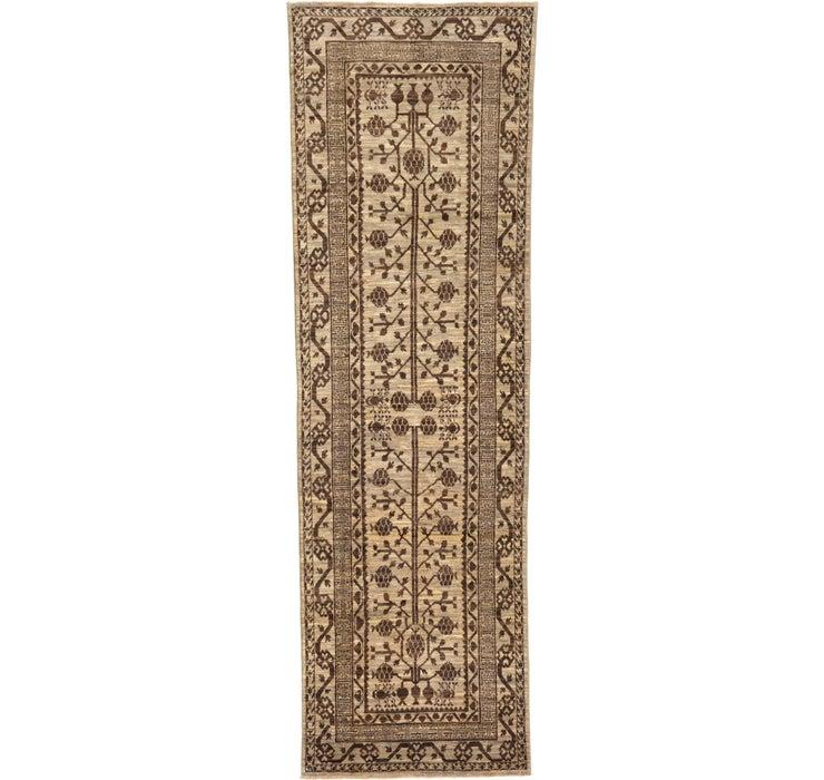 100cm x 320cm Khotan Ziegler Oriental...