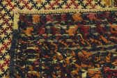 3' 10 x 6' 7 Kilim Afghan Rug thumbnail