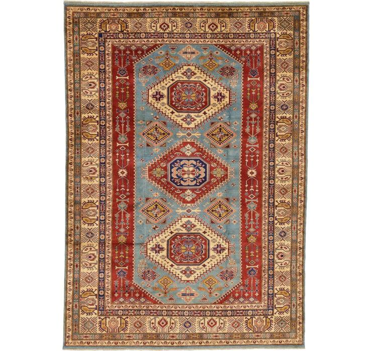 208cm x 305cm Kazak Oriental Rug