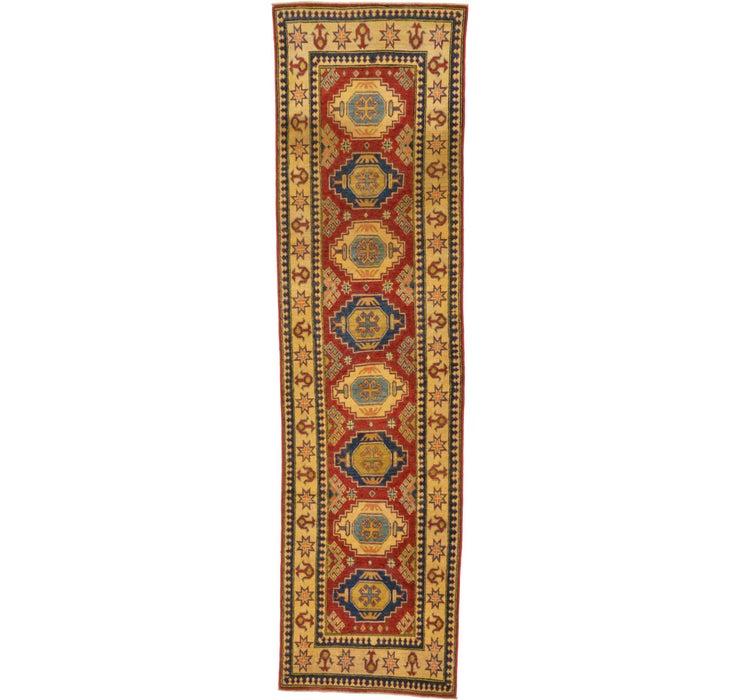 2' 8 x 9' 10 Kazak Oriental Runner Rug