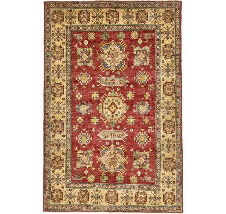 5' 7 x 8' 6 Kazak Oriental Rug