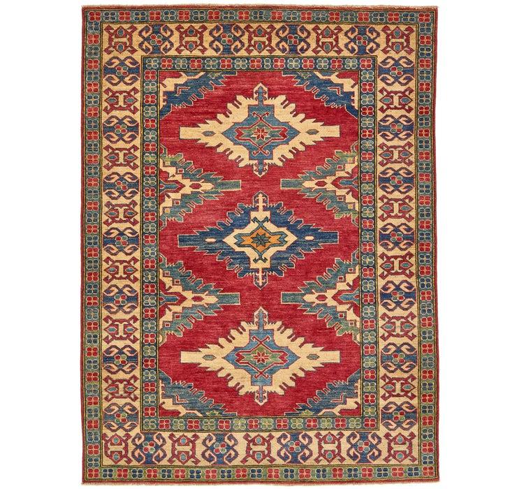 178cm x 235cm Kazak Oriental Rug