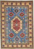 6' 3 x 9' Kazak Oriental Rug thumbnail