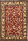 6' x 8' 10 Kazak Oriental Rug thumbnail