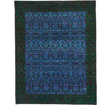 Image of 7' 10 x 9' 10 Sari Rug
