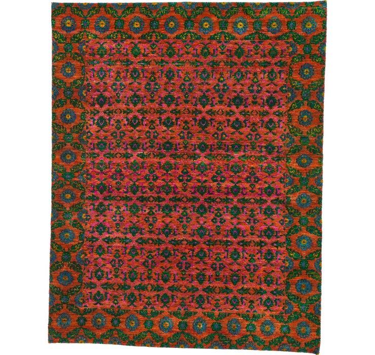 Image of 7' 10 x 10' Sari Rug