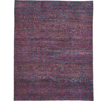 Image of 7' 8 x 9' 9 Sari Rug